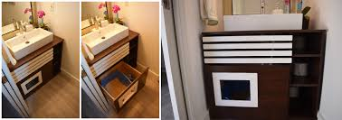 bathroom box how to hide your cat  s litter box in a bathroom cabinet a diy