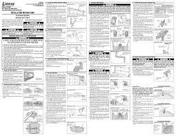 stanley garage door opener manual