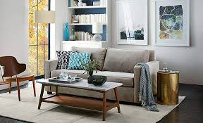 Living Room Ideas : West Elm Living Room Ideas For Less Original Light Grey  Sofa Set And Wooden Table Unique And Creative Item Large Pillows Amazing  Images ... Great Pictures