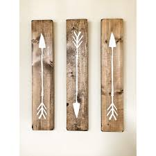 view in gallery diy wooden pallet rustic map wall art rustic white wooden arrows piece set decor