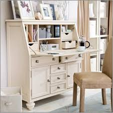 secretary desk with drawer white drawers and shelves computer