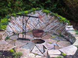 inspirational cooking fire pits sunken firepit for cooking sunken
