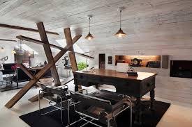 rustic desk home office. wonderful desk rustic chic home office desk throughout rustic desk home office