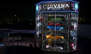 Car Vending Machine Phoenix Extraordinary Vendingmachine Car Seller Carvana Starts Delivery Service To