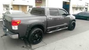 877-544-8473 24 Inch Fuel Hostage D531 Black Wheels 2014 Toyota ...