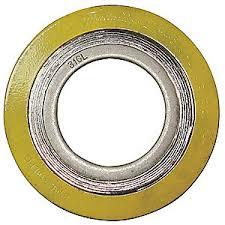 gasket. spiral wound metal gasket,8 in,316ss gasket