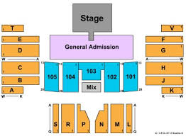 Hard Rock Live Etess Arena Seating Chart Www