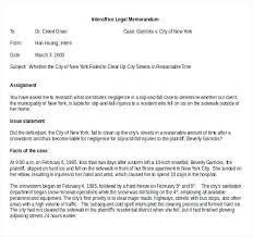 Examples Of Interoffice Memorandum Interoffice Memo Templates Free