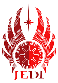 Jedi Symbol - Star Wars Art, Red T-Shirt for Sale by Studio Grafiikka