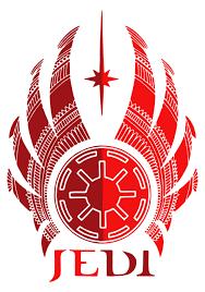Jedi Symbol - Star Wars Art, Red T-Shirt for Sale by Studio Grafiikka