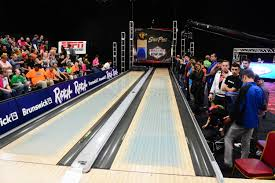 Pba Oil Patterns Amazing ESPN Adds Color Insight To Pro Bowlers Association Telecasts With