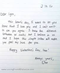 long distance relationship love letter valentines day to my valentine how to survive a long distance relationship