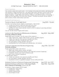 Resume Letter Collection – Resume Example You Want