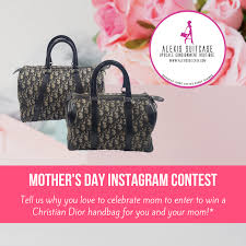 memory with your mom or why you love celebrating her then alexissuitcase along with alexissuitcase in your caption no purchase necessary