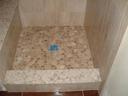 medium size of shower pan custom size solid surface tray made drain location build kerdi tile