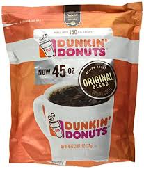 Try our freshly crafted beverages, sandwiches, and snacks served in a variety of delicious flavors. Amazon Com Dunkin Donuts Original Blend 45 Ounce Grocery Gourmet Food