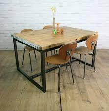 13 best metal and timber furniture images on timber fabulous vine cafe table and chairs
