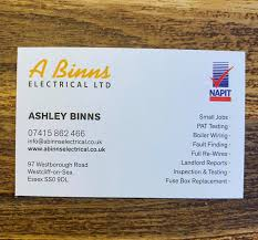 A Binns Electrical Limited - Home | Facebook