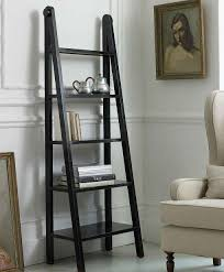 image ladder bookshelf design simple furniture. image of ladder bookshelf design simple black furniture r