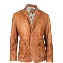 durango leather company men s sun kid blazer large