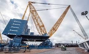 140 Ton Crane Load Chart Sarens Pursues Megaproject Work With New Supercrane 2017