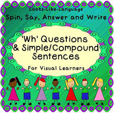120 best Wh-questions images on Pinterest | Speech therapy, Speech ...
