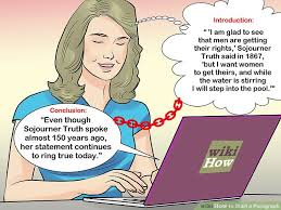 ways to start a paragraph wikihow image titled start a paragraph step 17
