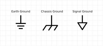 wiring diagram symbol for ground wiring diagrams schematic ground symbols zen diagram