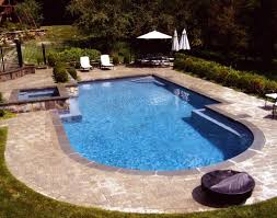 ... Large Size Outstanding Inground Pools For Small Backyards Pictures  Design Inspiration ...