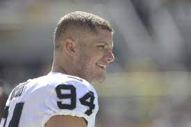 Carl Nassib is such a distraction as gay player that Raiders are 2-0 -  Outsports