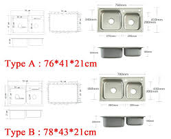 kitchen sink size large size of sink dimensions double bowl of standard double kitchen sink kitchen