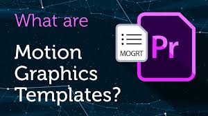 Motion Graphics Templates Frequently Asked Questions