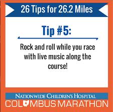 Tips Columbus Marathon Blog Page 3