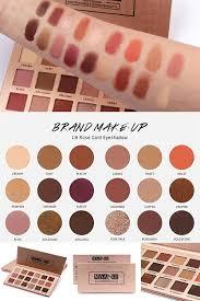 18 colors long lasting high pigment eyeshadow palette beauty makeups in 2019 high pigment eyeshadow eyeshadow eyeshadow palette