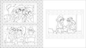 忍たま乱太郎ぬり絵の段 忍たま乱太郎coloringbook 玄光社mook