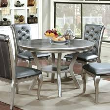 mora glam 48 inch champagne round dining table by foa on round contemporary dining table and chairs stylish dining table chairs