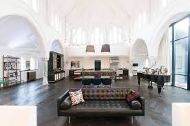 a massive london church is transformed into an extraordinary luxury home