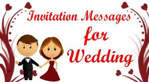 Marriage Invitation Sample Email Interesting Invitation Messages For Wedding Sample Wedding Invitation Wording