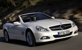 2009 Mercedes-Benz SL550 and SL600 | First Drive Review | Reviews ...