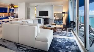 Ocean Living Room Ft Lauderdale Accommodation W Fort Lauderdale Hotel
