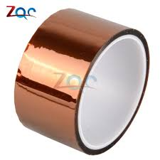 50mm <b>5cm x 30M</b> High Temperature Resistant Heat <b>Adhesive</b> Tape ...