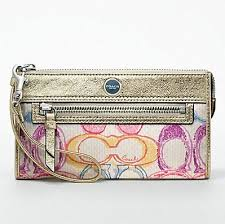 Coach Poppy Dream C Zippy Wallet (Coach.com)   98.