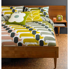 orla kiely house dachshund dog show duvet cover double