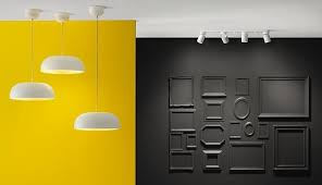 lighting at ikea. The NYMÅNE Lamps Have A Timeless Modern Design And Hide Smart Gimmicks, Like Upper Lighting At Ikea D