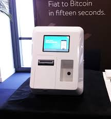 Find out how you can use one in this blog. Want To Get Bitcoins This Atm Will Turn Your Banknotes Into Bitcoins Techcrunch