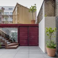 How To Build A Shipping Container House Shipping Container Architecture And Design Dezeen