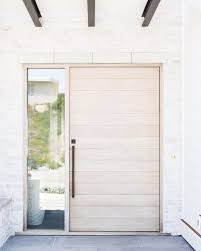 white front doorBest 25 Modern door ideas on Pinterest  Modern wooden doors