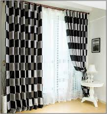 Of Kitchen Curtains Black And White Kitchen Curtains