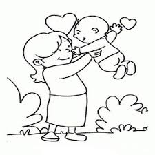 Image result for نقاشی های کودکانه روز مادر