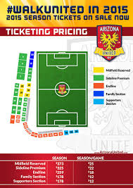 Tickets Arizona United